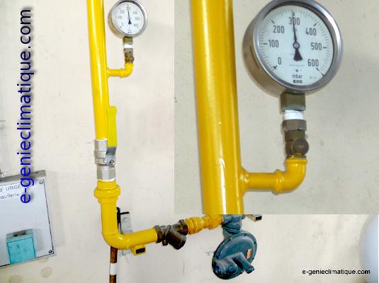 Bg01 le calcul du d bit gaz top gaz sur un br leur e - Installation compteur gaz ...