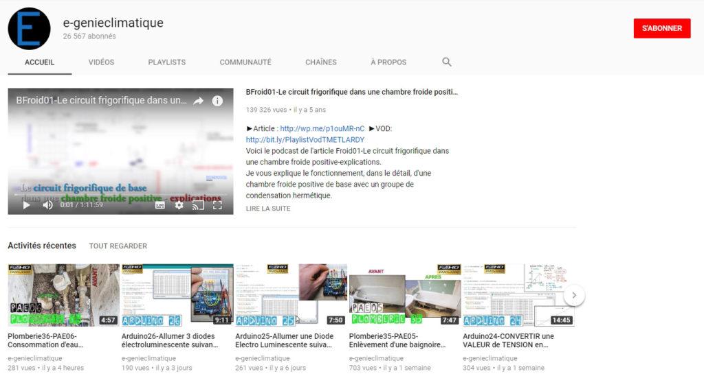 page-accueil-chaine-youtube-e-genieclimatique-tmetlardy