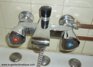 changer le ballon d'eau chaude