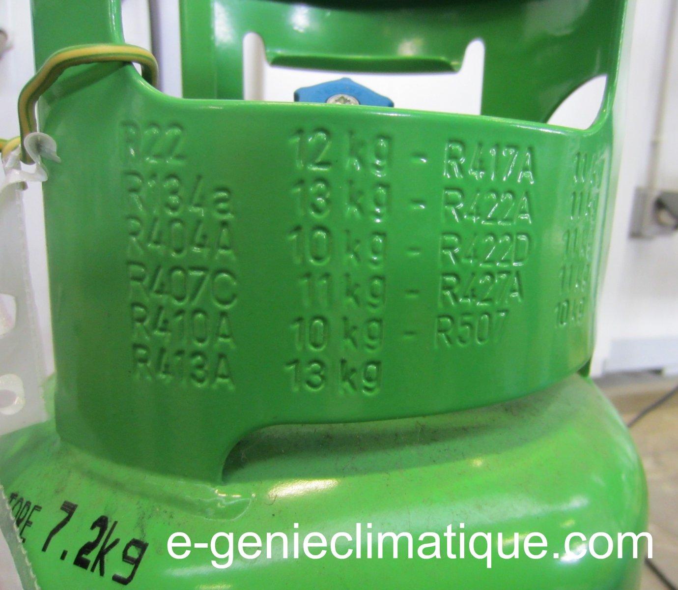 Froid03 La Station De R 233 Cup 233 Ration De Fluide Frigorig 232 Ne