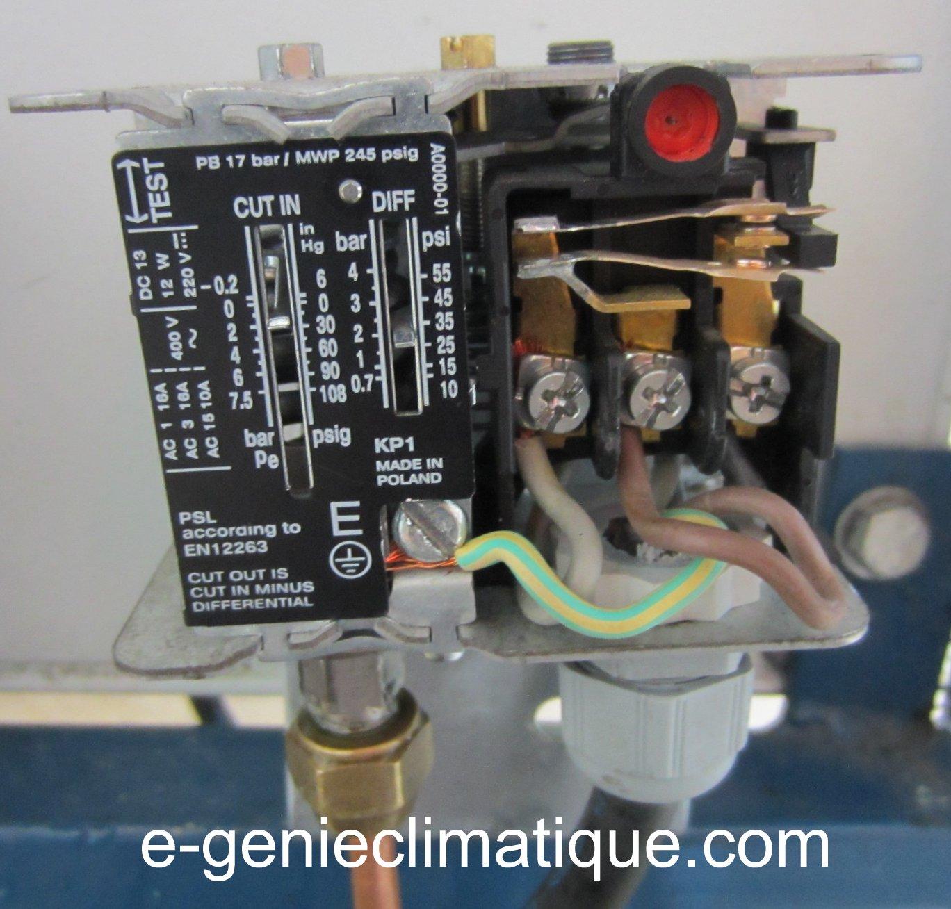 Froid15 Le 2 233 Me Montage Partie 2 Sch 233 Mas 233 Lectriques Froid C 226 Blage Automatic Pump Down E