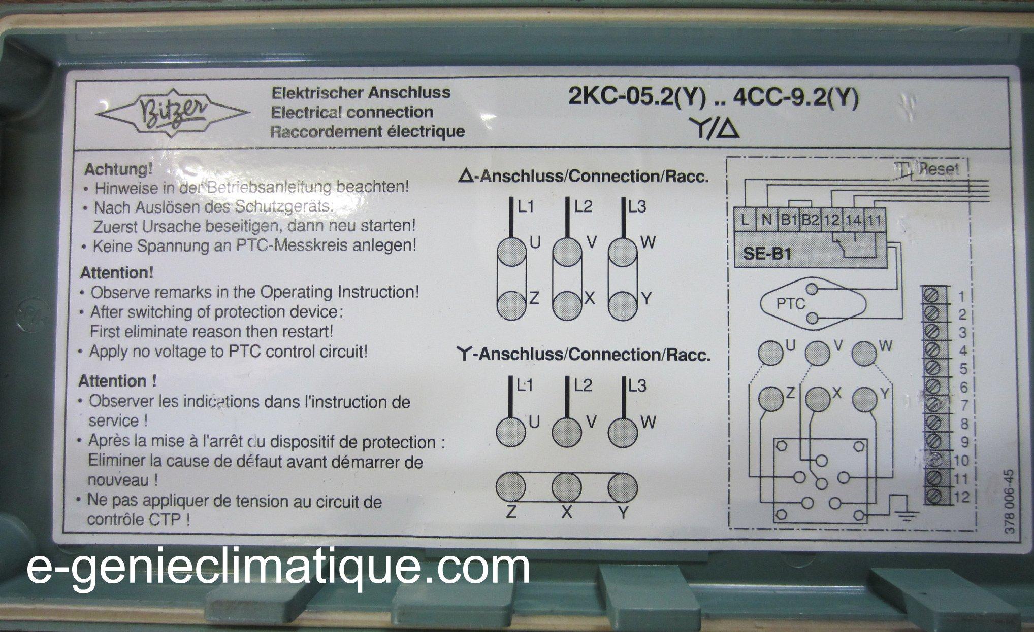 branchement condensateur moteur monophasé