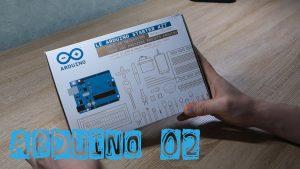 Arduino02-Le Arduino Starter Kit avec le manuel en français